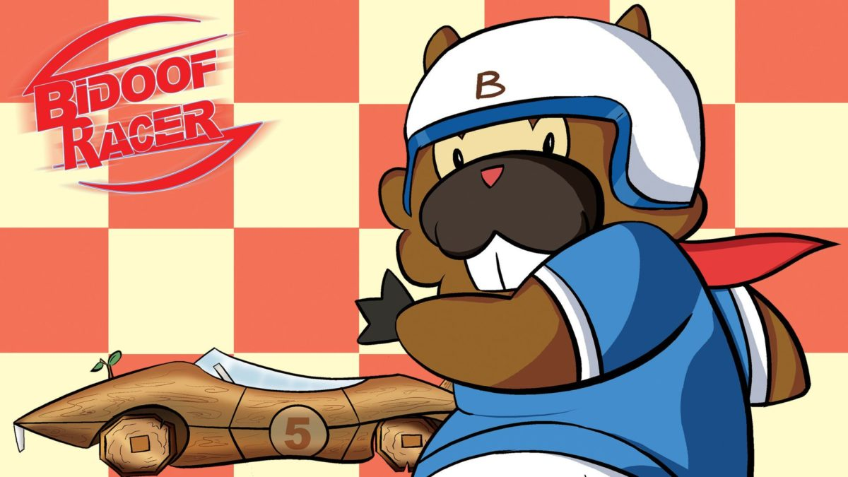 PS3 Bidoof Racer by mrstupes on DeviantArt