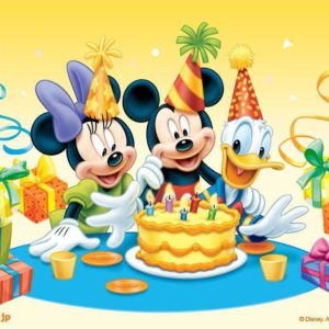 download Disney Birthday Wallpaper – Disney Wallpaper (6229350) – Fanpop
