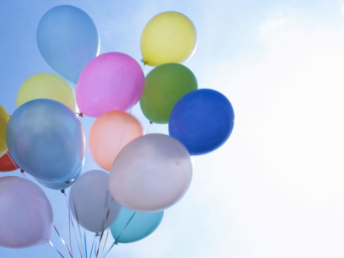 Birthday Balloons Wallpapers – HD Wallpapers Inn