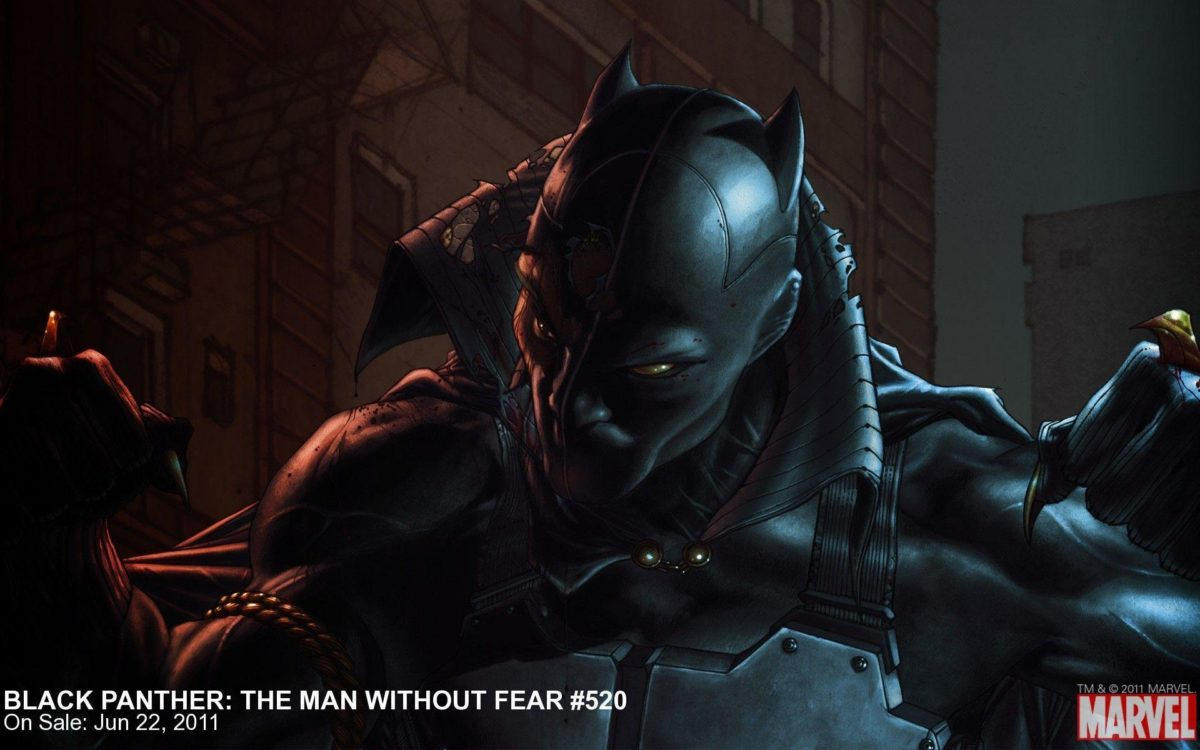 Black Panther Marvel HD Wallpaper – WallpaperSafari