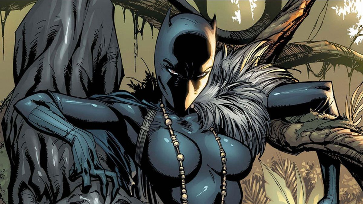 79 Black Panther (Marvel) HD Wallpapers | Backgrounds – Wallpaper …