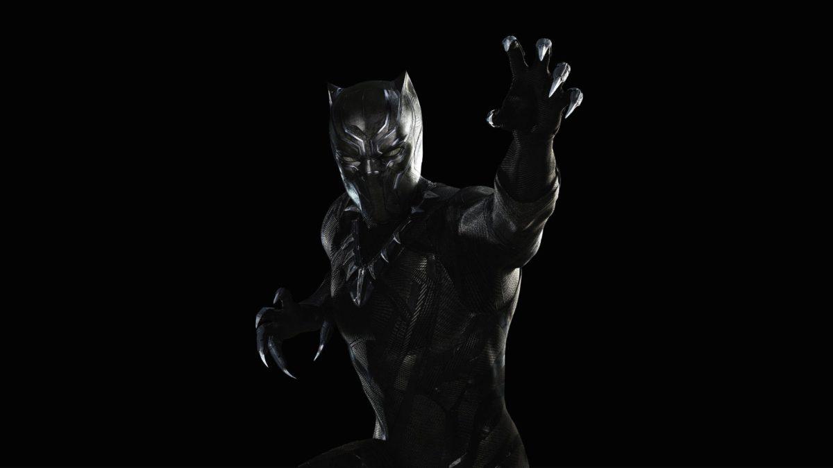 Black Panther (Marvel) HD Wallpaper