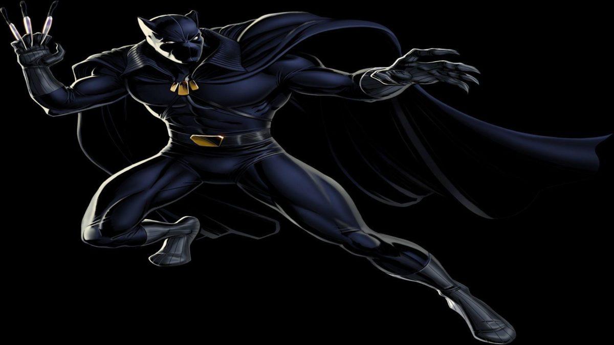 Marvel Black Panther Hd