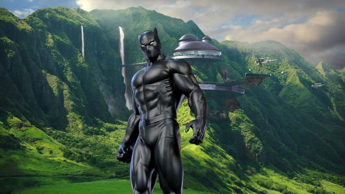 Black Panther Marvel Hd