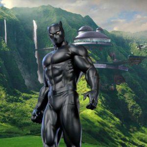 download Black Panther Marvel Hd