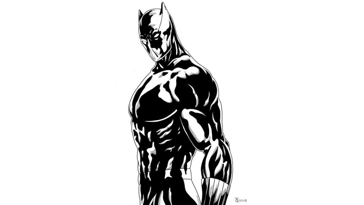Marvel Black Panther Wallpaper Hd