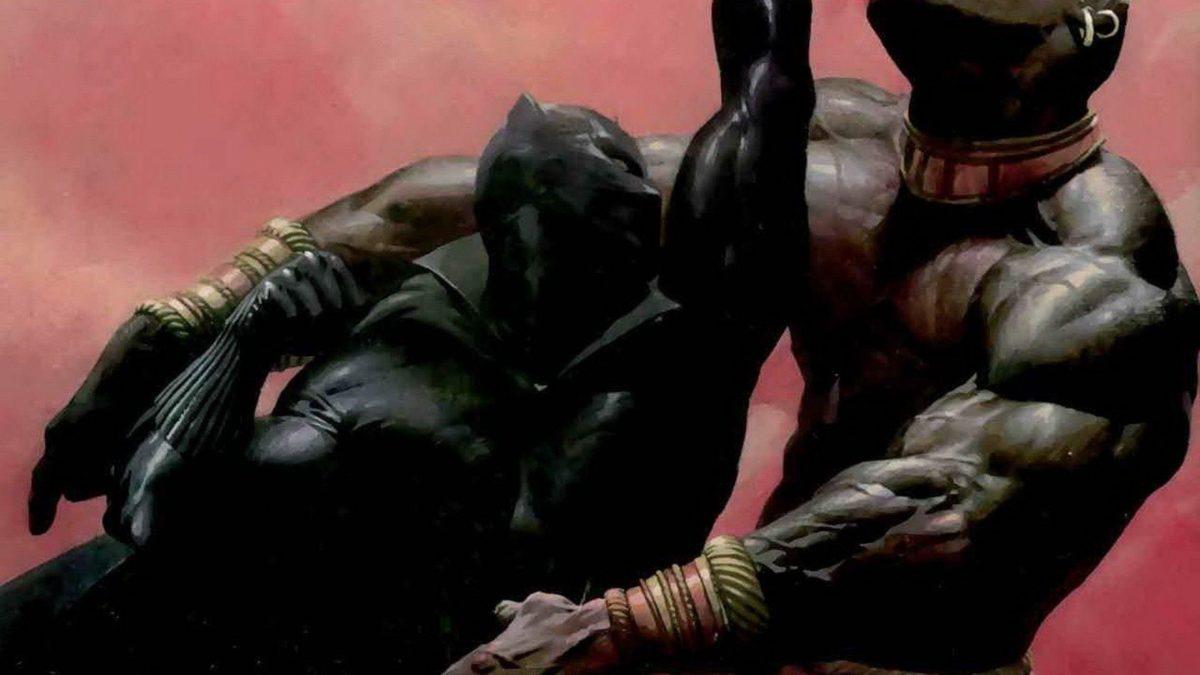 Black Panther Wallpapers – WallpaperSafari