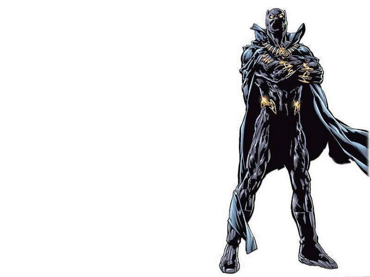 Black Panther Desktop Wallpaper – WallpaperSafari