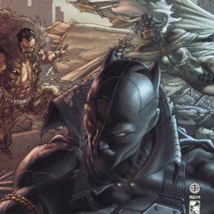 download Black Panther Wallpaper