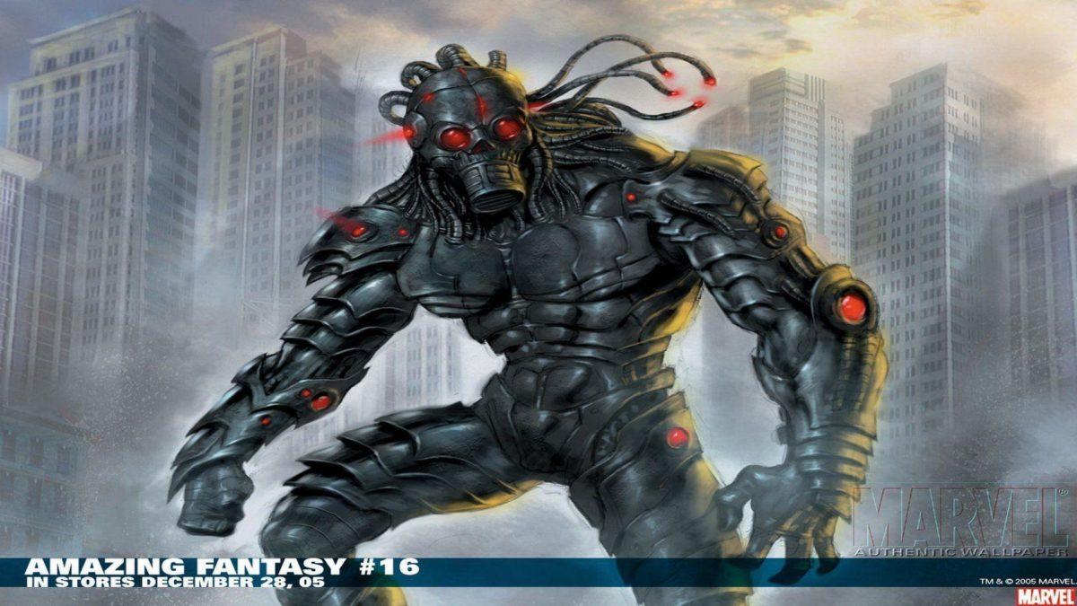 Marvel Black Panther Wallpaper
