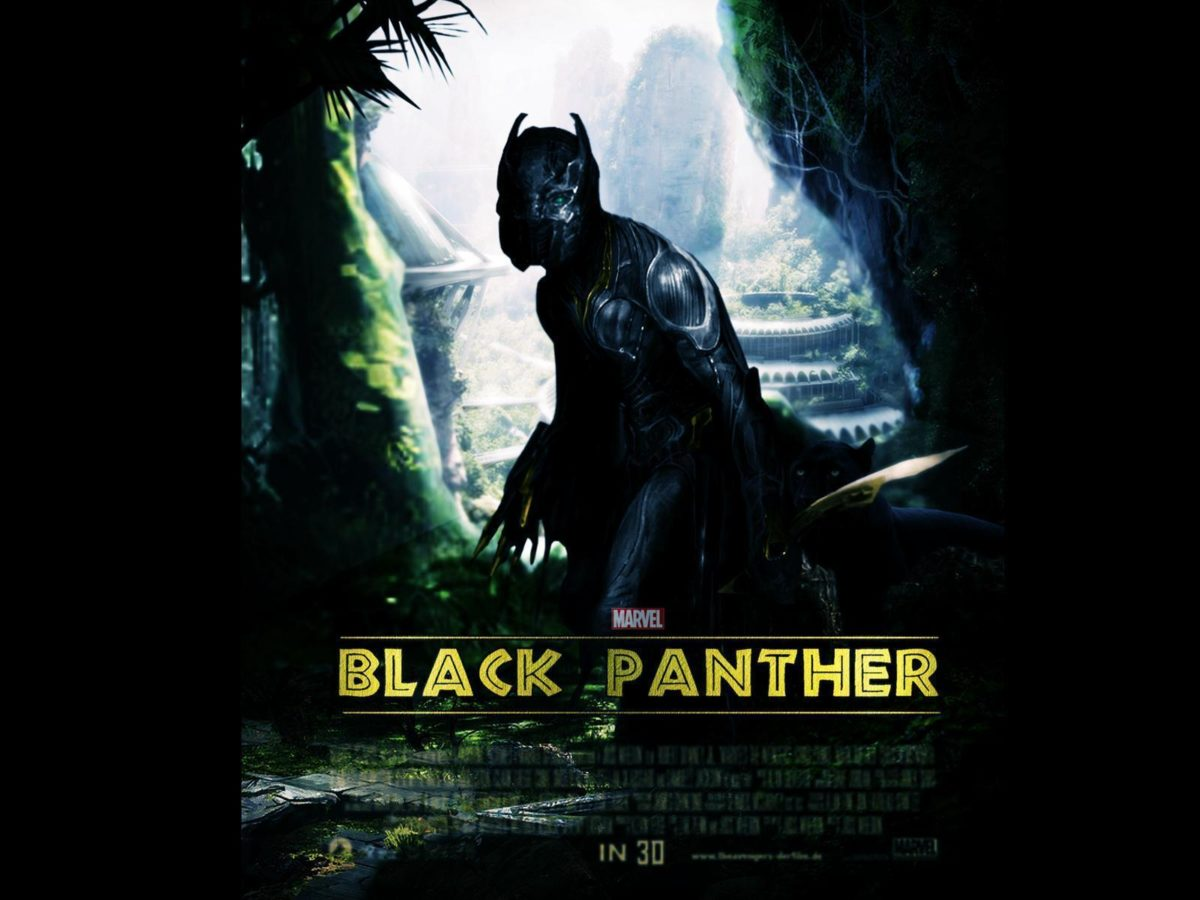 Black Panther HD Wallpaper – WallpaperSafari