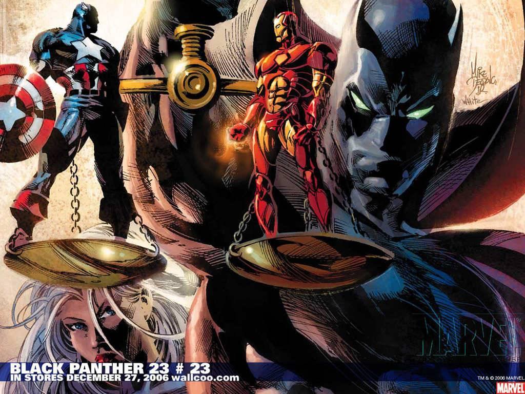 black panther marvel comics | Black Panther 23 #23 Marvel Comics …