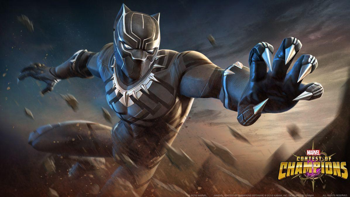 EXCLUSIVE: Civil War's Black Panther Comes to Marvel Games Lineup