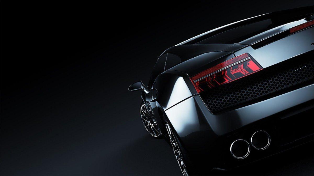 Wallpapers For > Lamborghini Aventador Black Wallpaper Hd 1080p