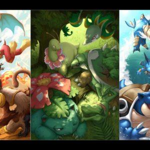 download Pokemon, Charizard, Blaziken, Typhlosion, Infernape, Emboar …
