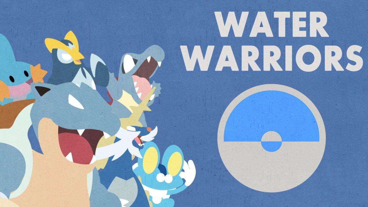 wallpaper.wiki-Water-Pokemon-Mudkip-Blastoise-PIC-WPB0014584 …