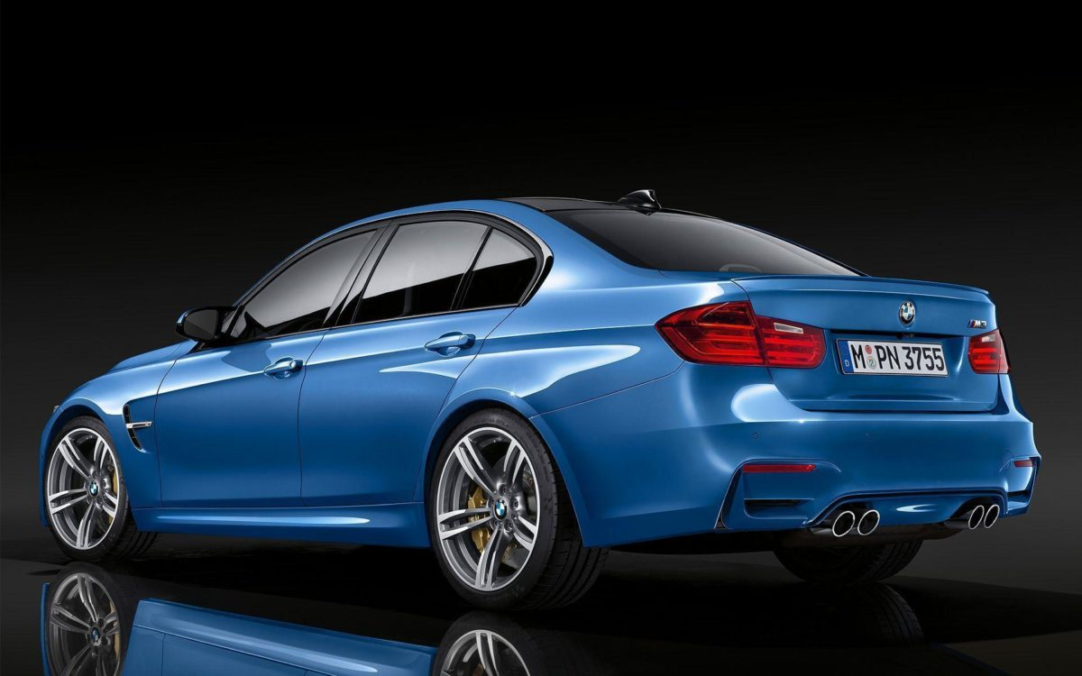 Five Reasons Why BMW Shouldn't Make An All-Wheel Drive M3 Anytime Soon