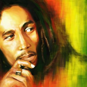 download Bob Marley Wallpaper