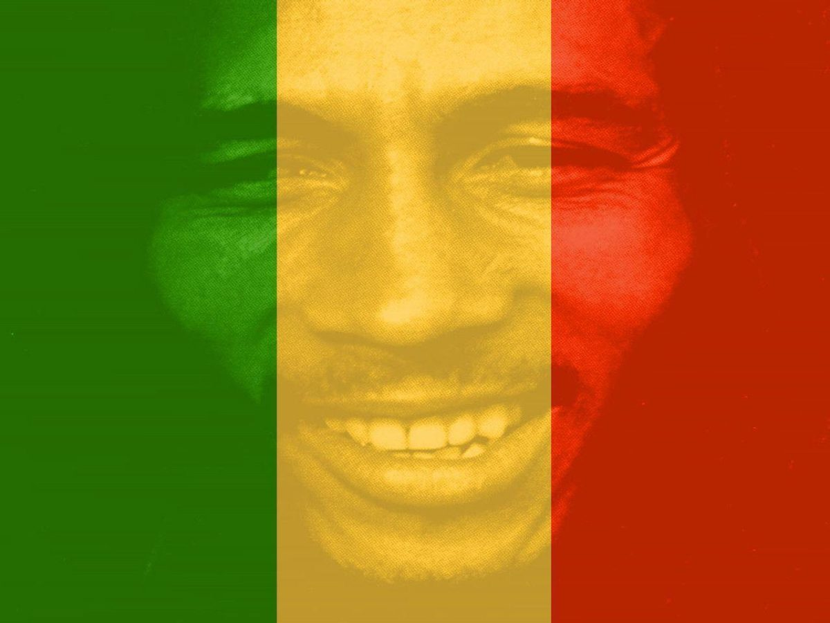 DeviantArt: More Like Bob Marley Wallpaper by vitorsouza