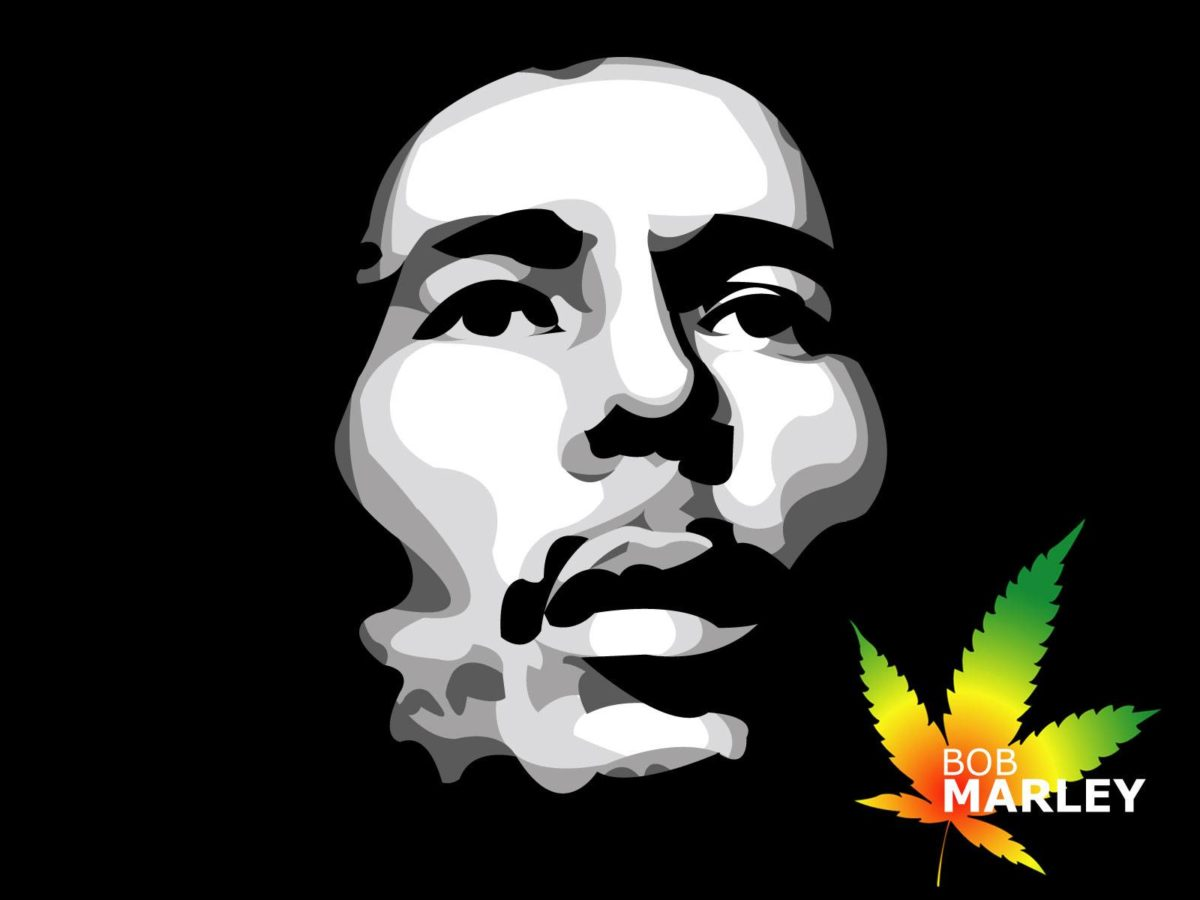 bob-marley-black-hd-wallpapers | HD Wallpapers