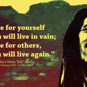 download Top And Beautiful Bob Marley Wallpaper