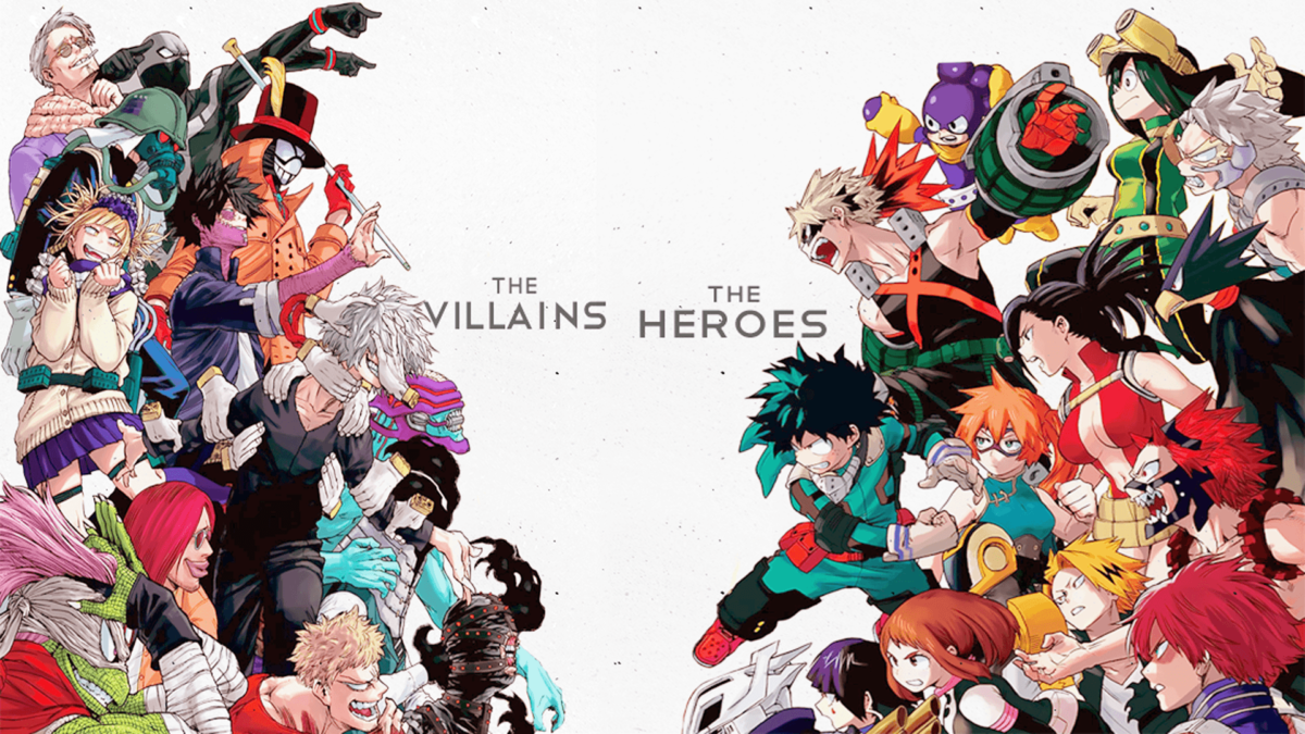 549 Boku No Hero Academia HD Wallpapers | Backgrounds – Wallpaper …