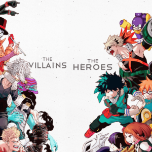 download 549 Boku No Hero Academia HD Wallpapers | Backgrounds – Wallpaper …