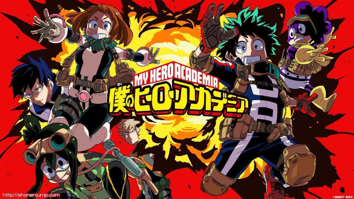 Boku no Hero Academia Wallpaper HD Anime by corphish2 on DeviantArt