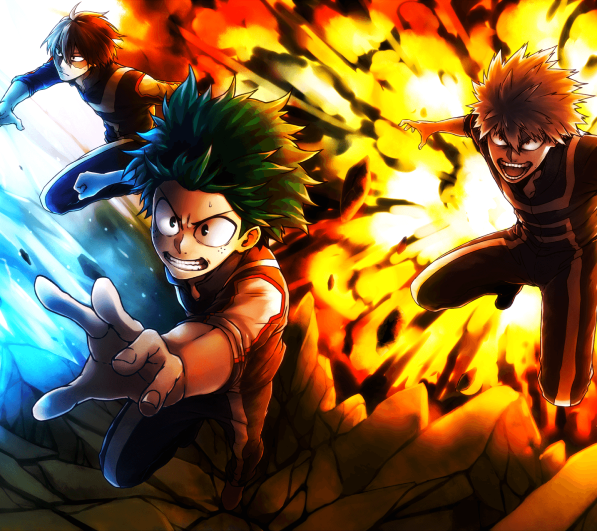 1440×1280 – Anime/Boku No Hero Academia – Wallpaper ID: 626952
