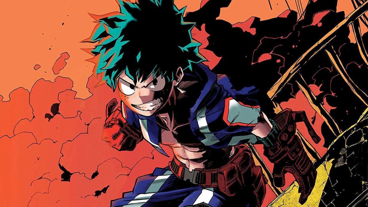 Izuku Midoriya Boku no Hero Academia… Wallpaper #30193