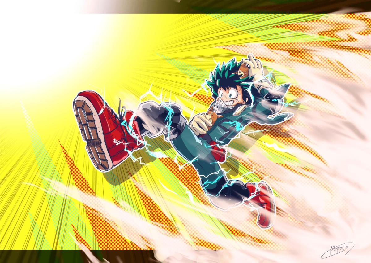 Boku No Hero Academia Computer Wallpapers, Desktop Backgrounds …