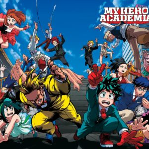 download 67 Boku No Hero Academia HD Wallpapers | Backgrounds – Wallpaper Abyss