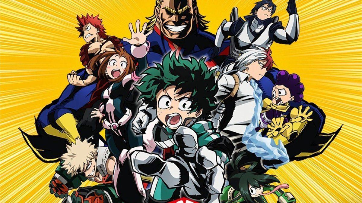 Quick Review: Boku no Hero Academia (My Hero Academia) – YouTube