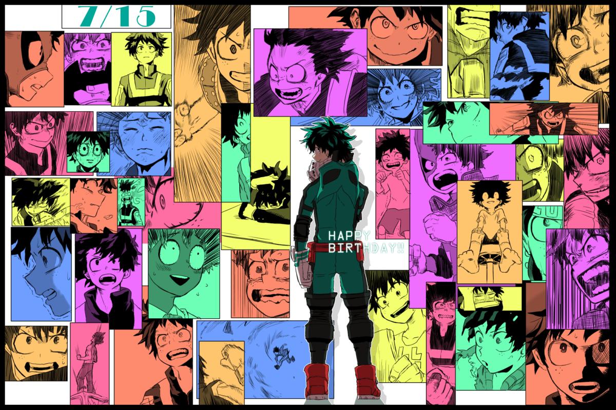 boku no hero academia wallpaper Archives – HD Wallpapers Buzz