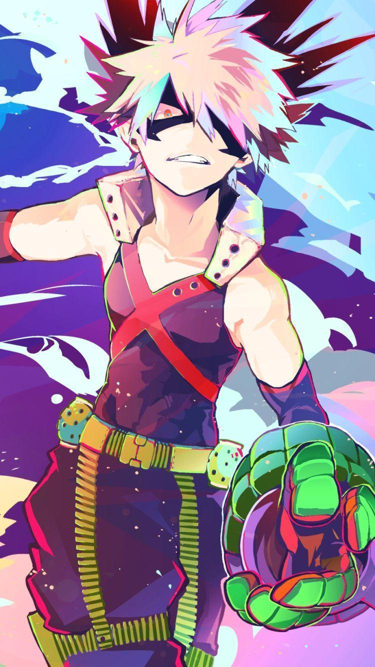iPhone 7 – Anime/Boku No Hero Academia – Wallpaper ID: 629291