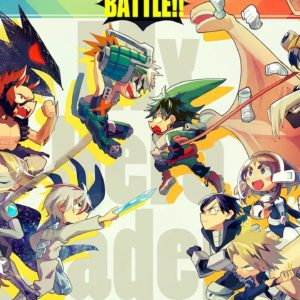 download Battle Boku no Hero Academia Anime Wallpaper HD Wallpaper HD …