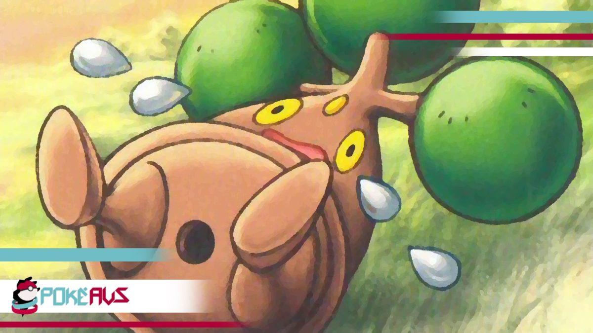 VGC17 Pick Up and Play #1 – Japanese Bonsly – Pokemon Australia