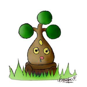 download Pokemon- Bonsly by Brandnman on DeviantArt