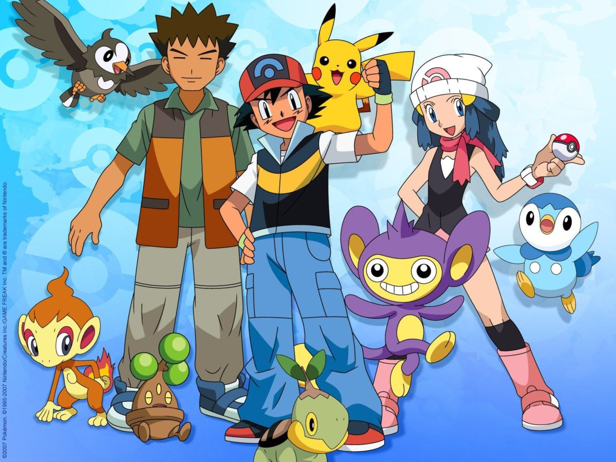 pokemon Wallpaper and Background Image | 1600×1200 | ID:686191