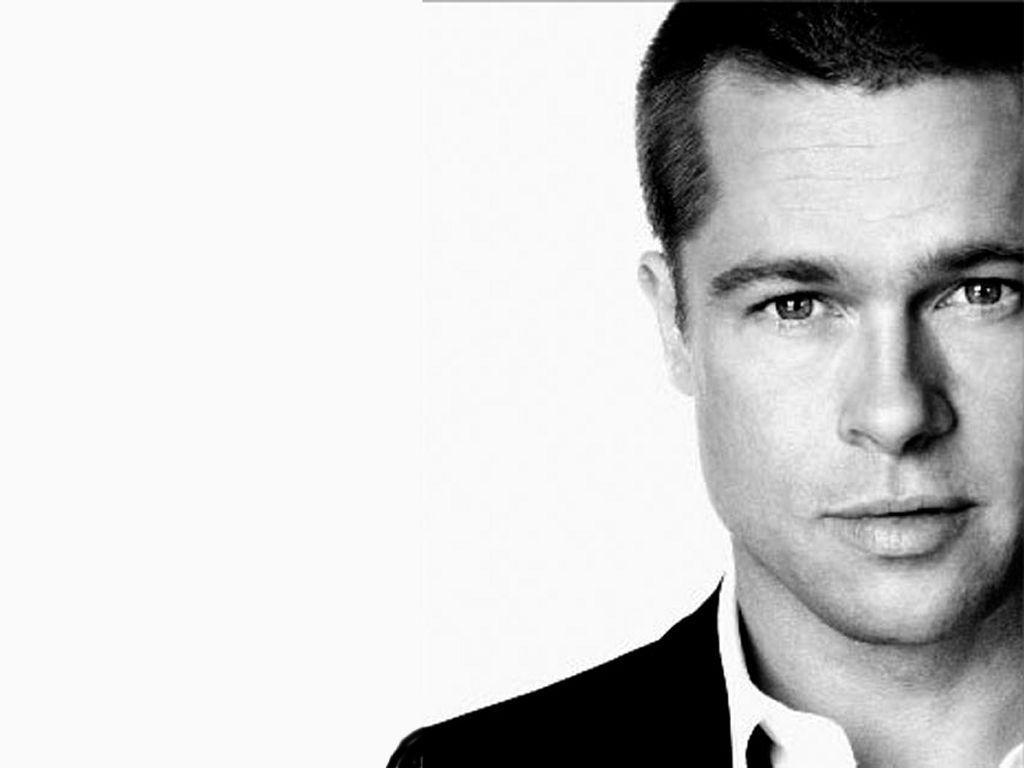 QQ Wallpapers: Hollywood Actor Brad Pitt Wallpapers and Images