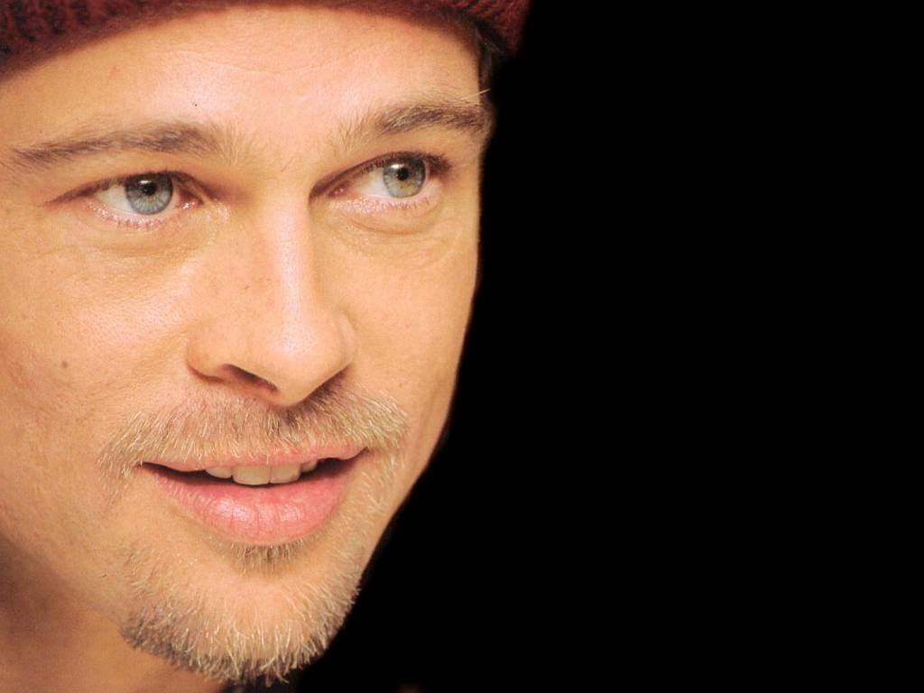 Brad Pitt High Resolution Wallpaper – Celebrities Powericare.