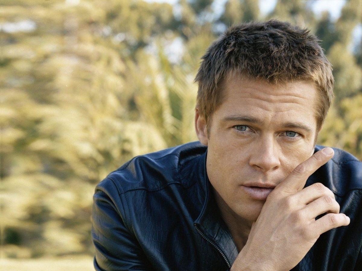 Brad Pitt Widescreen Desktop Wallpaper – Celebrities Powericare.