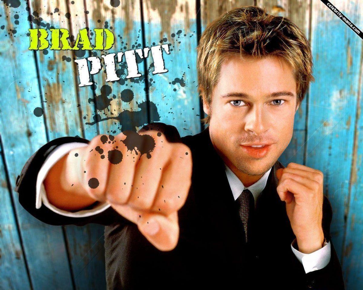 Brad Pitt Widescreen Background Wallpaper – Celebrities Powericare.