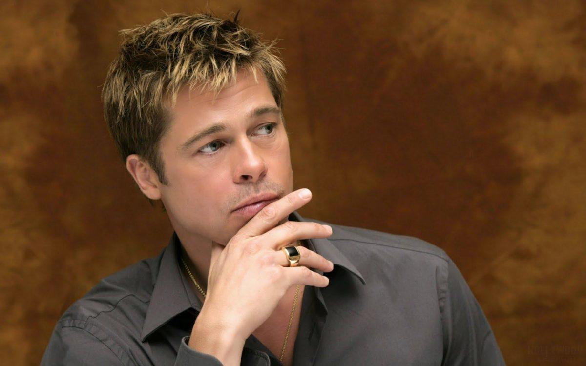 Brad Pitt HD Widescreen Wallpaper – Celebrities Powericare.com