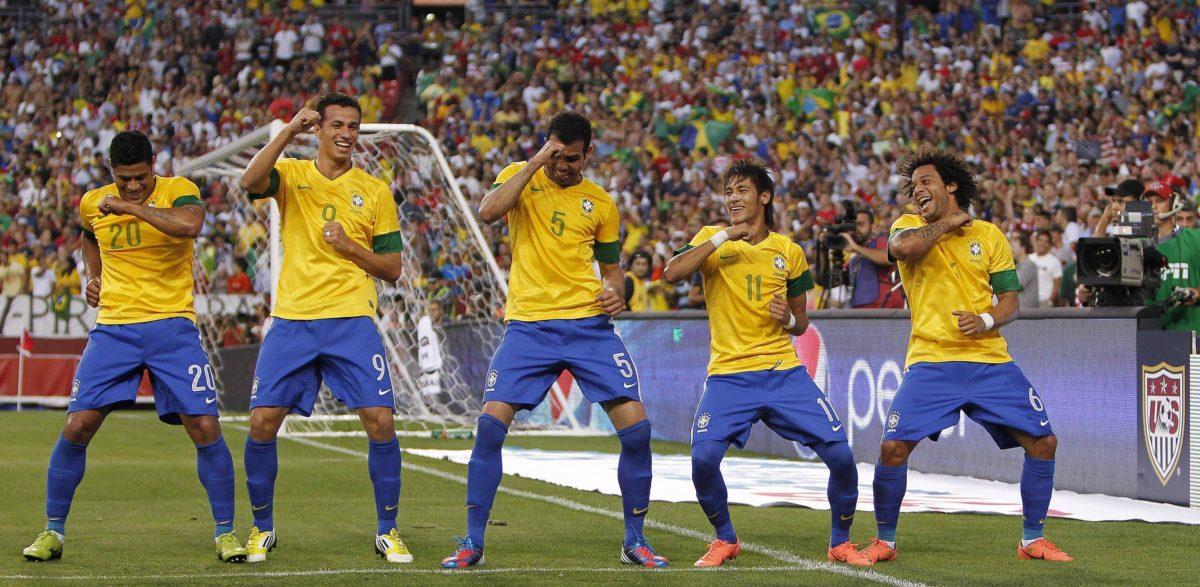 Brazil Football Team Wallpaper and Photos | Cool Wallpapers