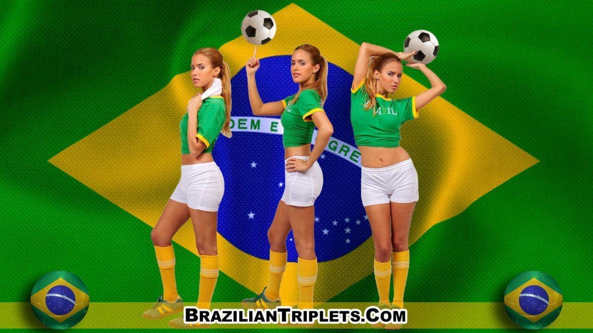 Brazilian Triplets wallpaper – 14277