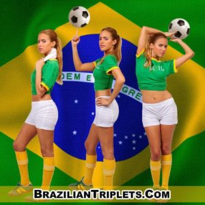 download Brazilian Triplets wallpaper – 14277