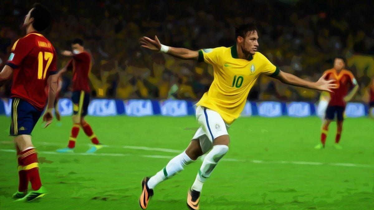 Brazil Soccer Wallpaper Neymar – Viewing Gallery
