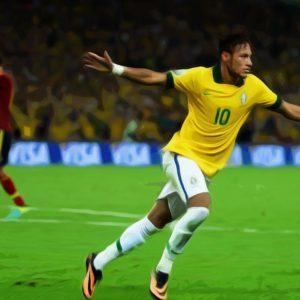 download Brazil Soccer Wallpaper Neymar – Viewing Gallery