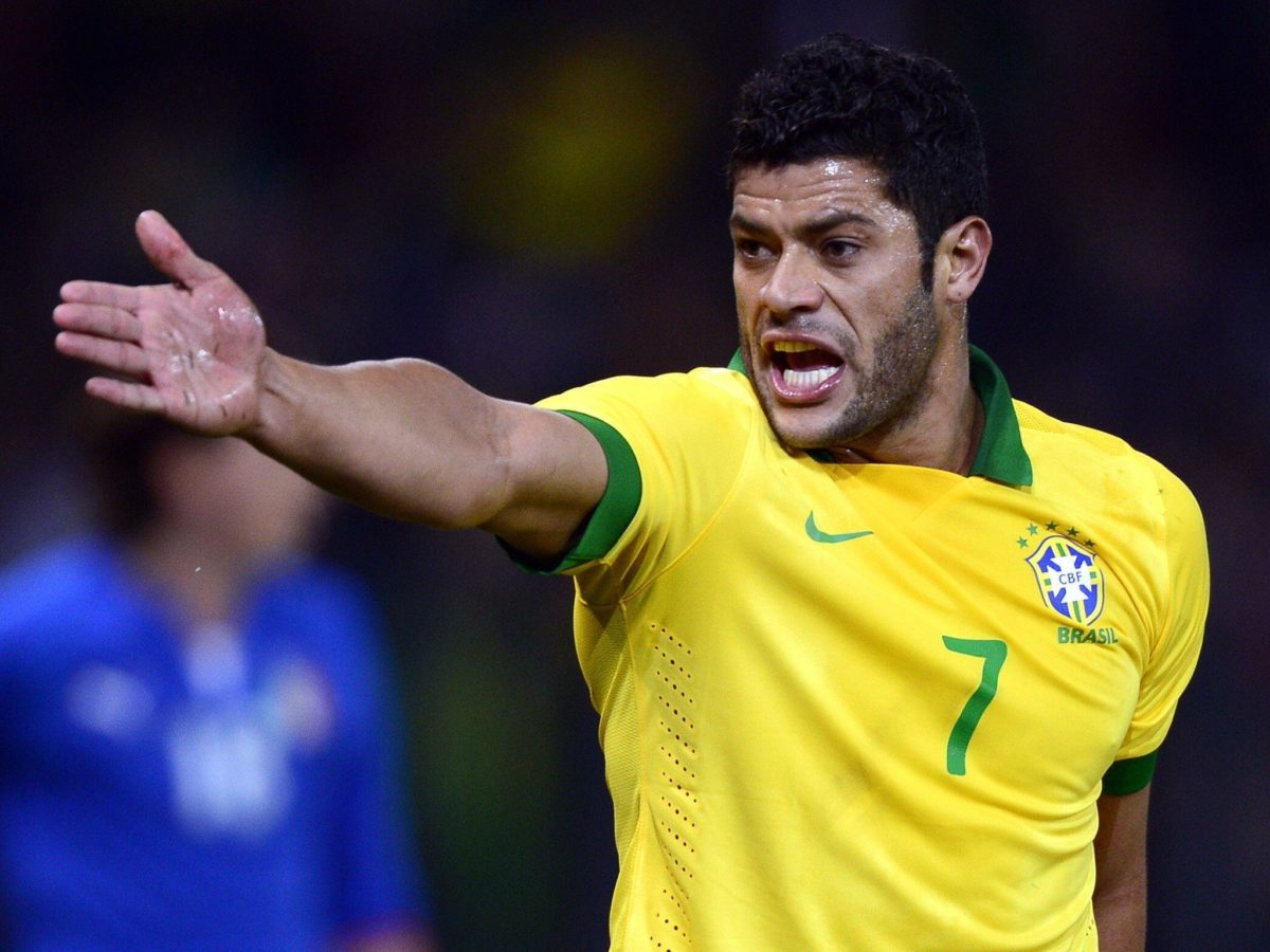 Hulk Brazil Soccer Desktop Wallpaper – Football Wallpaper HD …